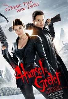 Movie Trailers: Hansel and Gretel: Witch Hunters