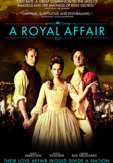 Movie Trailers: A Royal Affair