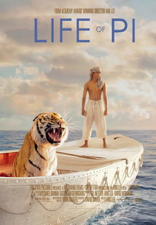 Movie Trailers: Life of Pi