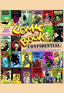 Movie Trailers: Comic Book Confidential