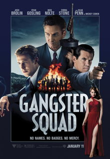 Movie Trailers: Gangster Squad