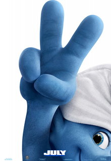 Movie Trailers: The Smurfs 2