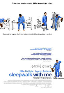 Movie Trailers: Sleepwalk With Me