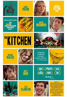 Movie Trailers: The Kitchen