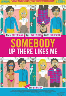 Movie Trailers: Somebody Up There Likes Me