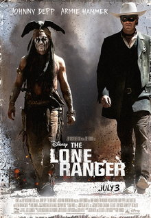Movie Trailers: The Lone Ranger - Game Day Commerical