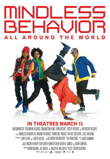 Movie Trailers: Mindless Behavior: All Around the World