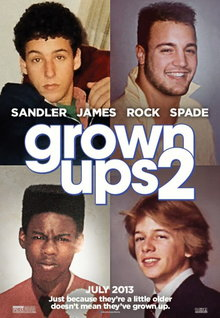 Movie Trailers: Grown Ups 2