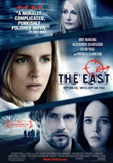 Movie Trailers: The East - Exclusive Clip - A Little Resourcefulness