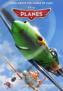 Movie Trailers: Planes - Planes Takes Flight