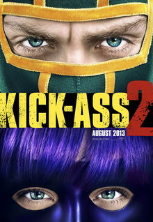 Movie Trailers: Kick-Ass 2