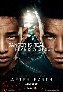 Movie Trailers: After Earth - Clip - Cat Fight