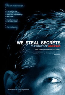 Movie Trailers: We Steal Secrets - Clip - First Contact