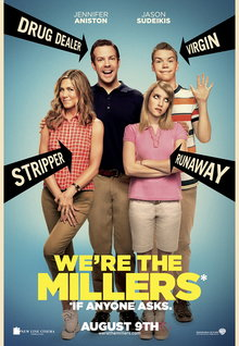 Movie Trailers: We're the Millers