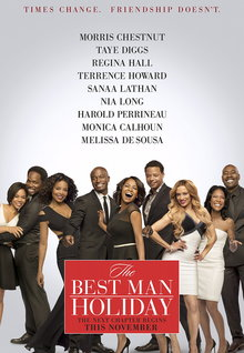 Movie Trailers: The Best Man Holiday