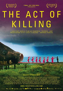 Movie Trailers: The Act of Killing