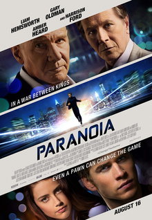 Movie Trailers: Paranoia
