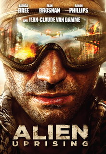 Movie Trailers: Alien Uprising