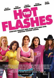 Movie Trailers: The Hot Flashes
