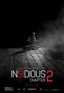 Movie Trailers: Insidious: Chapter 2