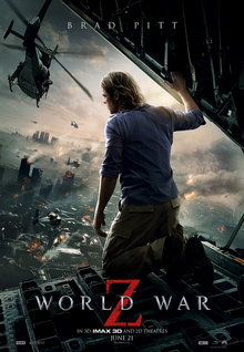 Movie Trailers: World War Z - Clip  - No Place Doing Well