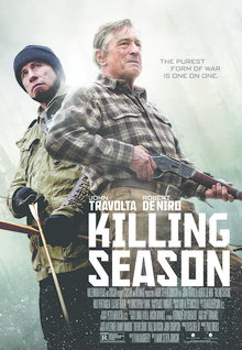 Movie Trailers: Killing Season