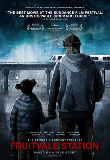 Movie Trailers: Fruitvale Station - Clip - I´m Scared