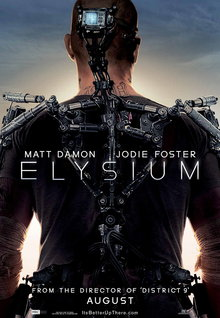 Movie Trailers: Elysium - Trailer 2