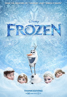 Movie Trailers: Frozen