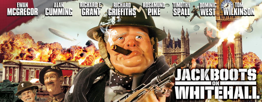 Jackboots on Whitehall Full Movie