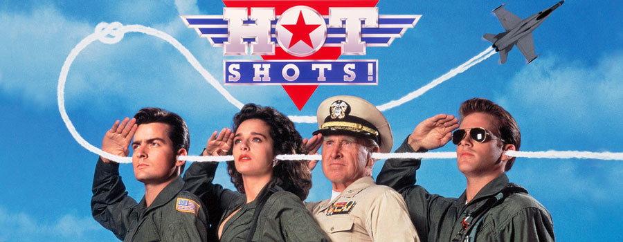 Hot shots movie series - Cinema st charles il