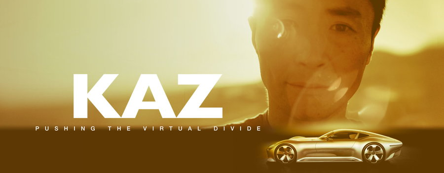 KAZ: Pushing the Virtual Divide