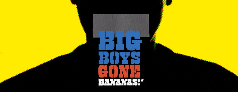 Big Boys Gone Bananas Full Movie