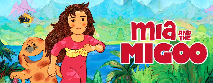 Mia and the Migoo Full Movie