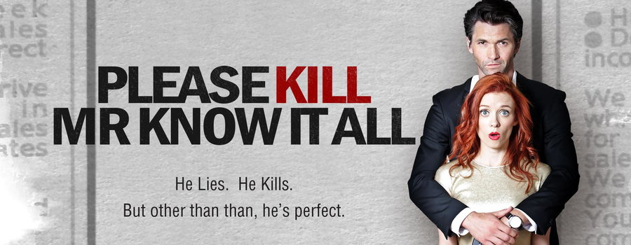 Please Kill Mr. Know It All Full Movie