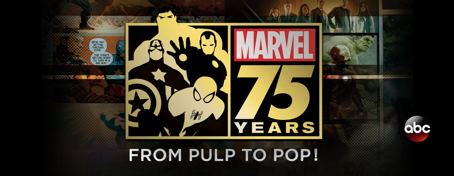 Marvel: 75 Years from Pulp to Pop