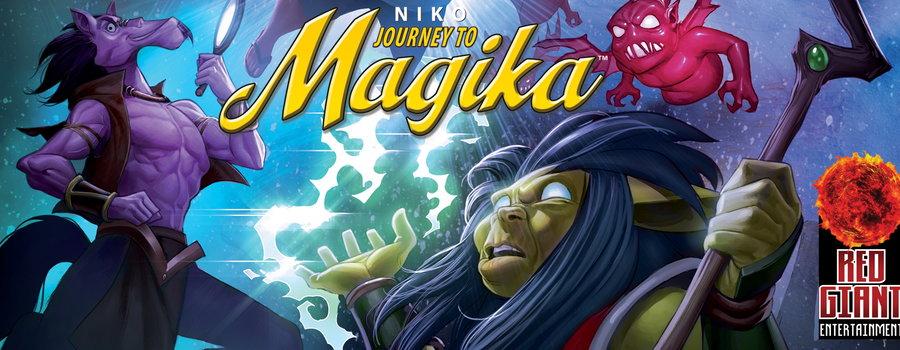Niko: The Journey To Magika