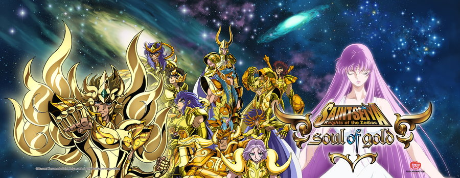 Saint Seiya - Soul of Gold -