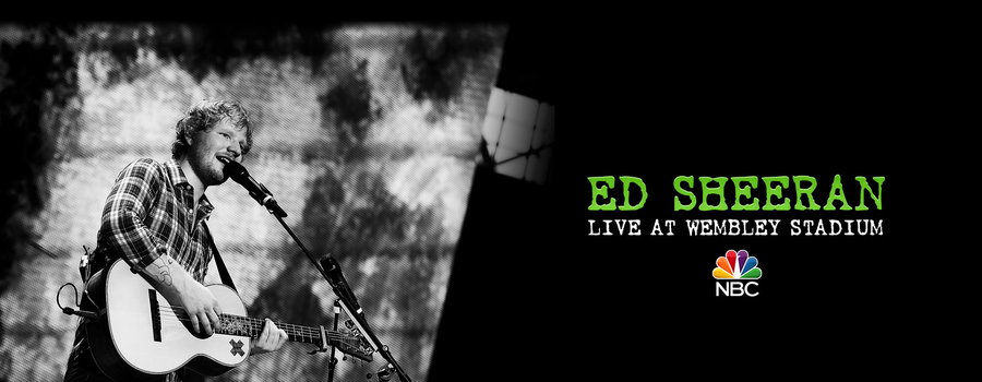 Ed Sheeran: Live at Wembley Stadium