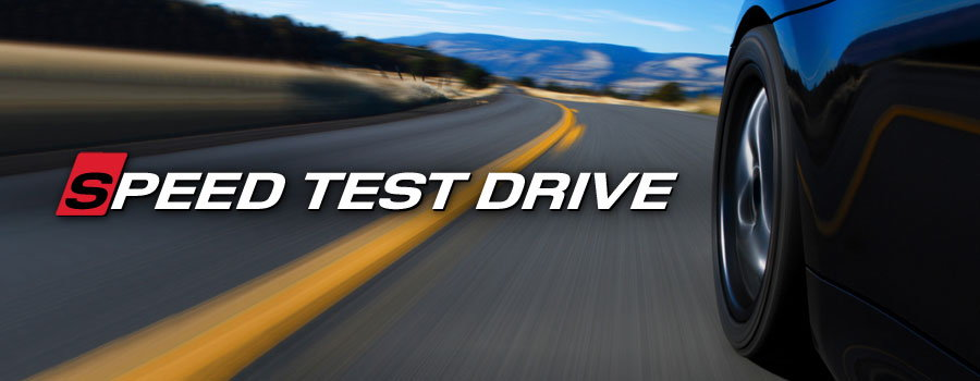 SPEED Test Drive