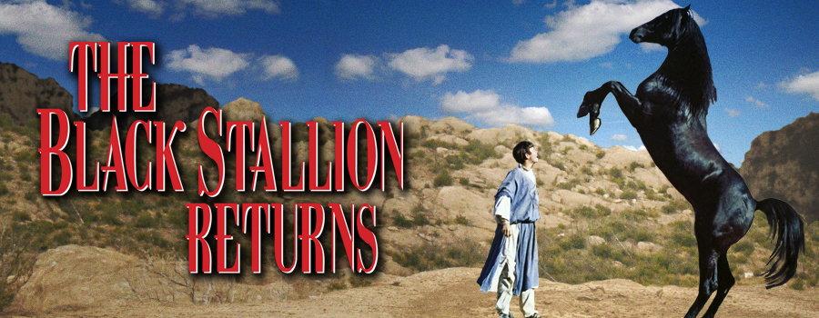 The Black Stallion Returns Full Movie