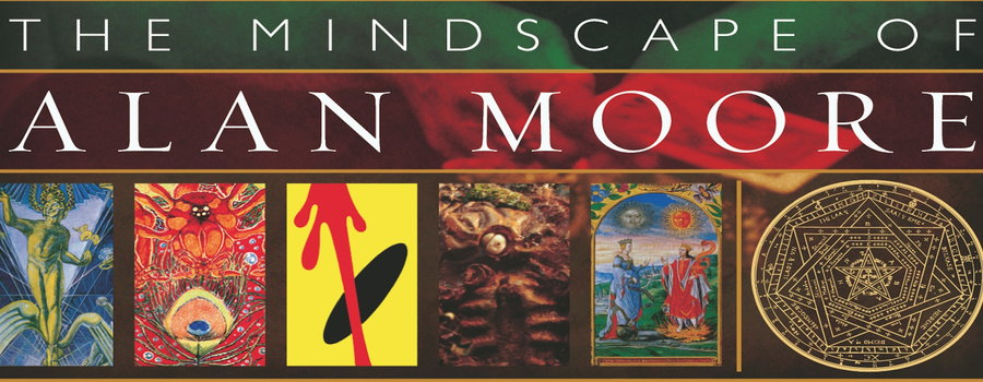 The Mindscape of Alan Moore Full Movie