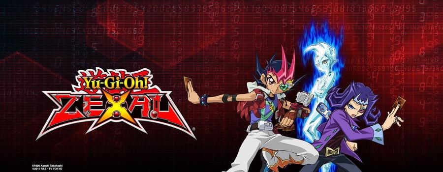 Yu-Gi-Oh! Zexal (US)