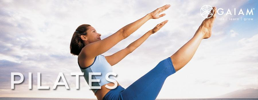 Gaiam Pilates