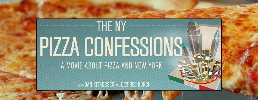 The New York Pizza Confessions