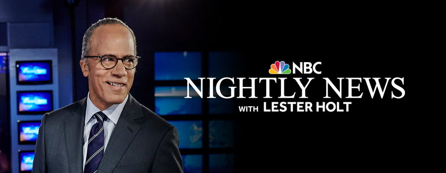 NBC Nightly News with Brian Williams