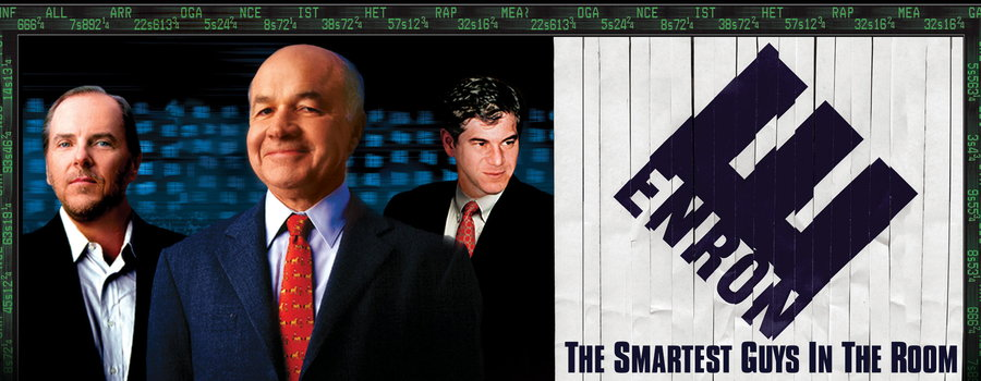 Enron the smartest guys in the room | Homework Help ...