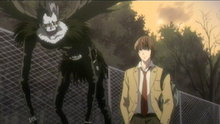 Death Note 3: Dealings