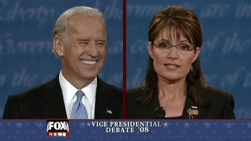 Vice Presidential Debate: October 2, 2008