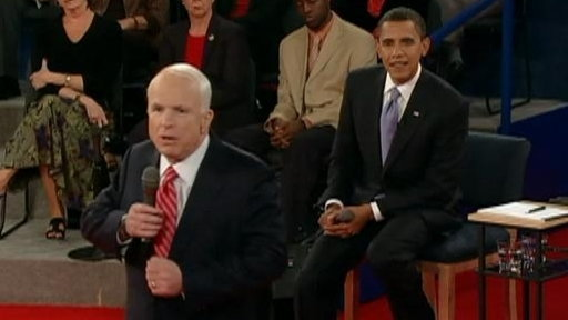 Presidential Debate: October 7, 2008